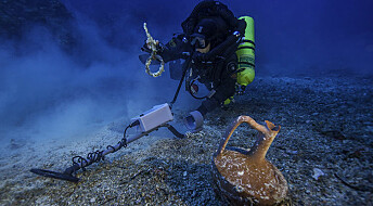 Nye funn fra 2000 år gammelt skipsvrak