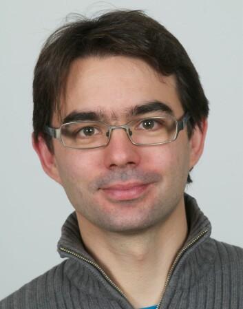 Tilmann von Soest. (Foto: Lasse Moer, UiO)
