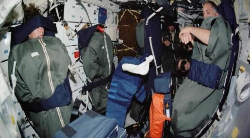Vil legge Mars- astronauter i dvale