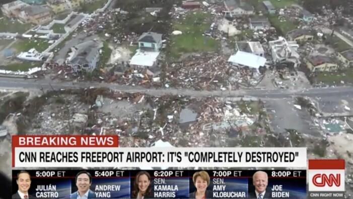 (Skjermbilde fra CNN)