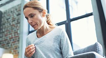 Hormontilskudd øker risikoen for brystkreft