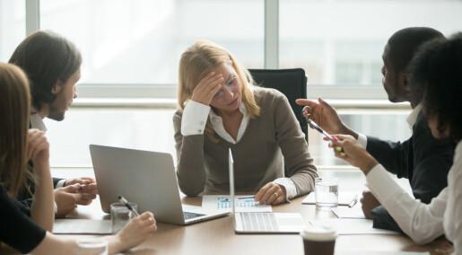 Konflikter i arbeidslivet løser seg ikke av seg selv