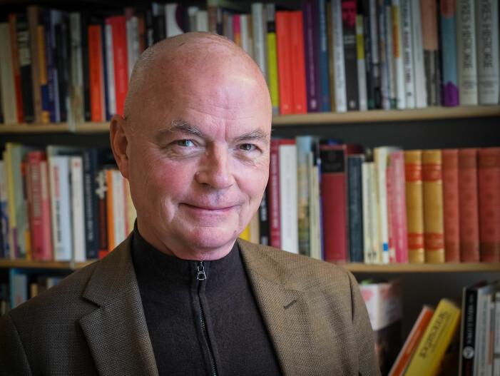 – Dei fleste som hadde stemmerett var stort sett tause, seier Anders Johansen. (Foto: Torhild Dahl / UiB)