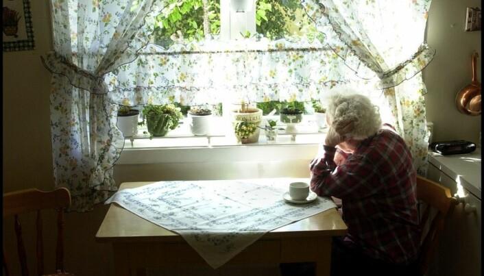 Pårørende til demente blir ofte glemt