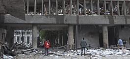 Setter mer pris på livet etter bombe-angrepet