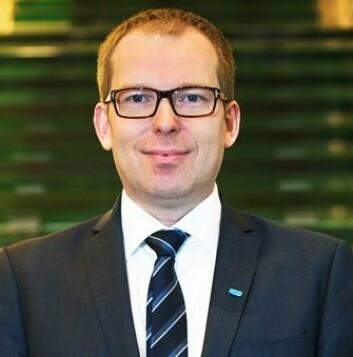 - Budsjettet er en halv seier for kunnskaps- og teknologibedriftene, sier administrerende direktør Håkon Haugli i Abelia.  (Foto: (Heidi Widerøe/Abelia))