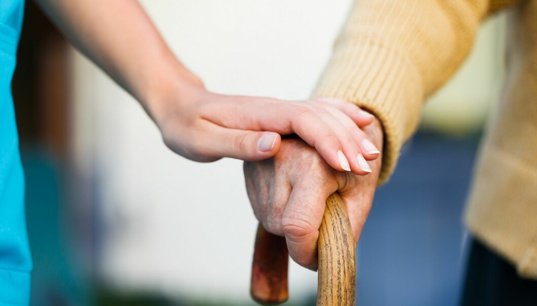 – Mellommenneskelige relasjoner blir løftet frem som noe av det viktigste også for sørsamiske eldre, sier forsker Tove Mentsen Ness. (Illustrasjon: Lighthunter / Shutterstock / NTB scanpix)