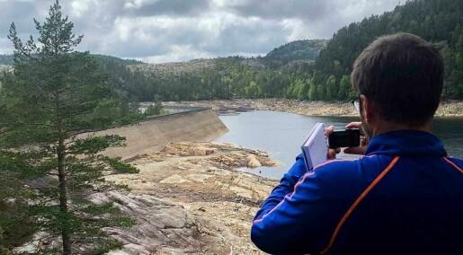 Forsker på ekstrem ombygging av vannkraft