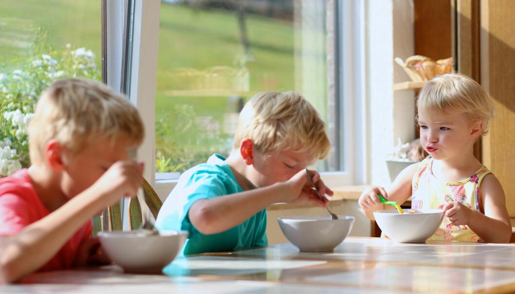 Veldig kort eller lang tid mellom søsken ser ut til å ha en sammenheng med økt risiko for at lillebror eller lillesøster utvikler autisme. (Foto: Microstock)