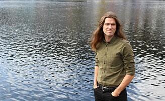 Anders Frugård Opdal er forsker ved Institutt for biovitenskap ved Universitetet i Bergen. (Foto: Øystein Rygg Haanæs/UiB)