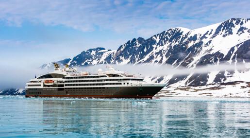 Hva skjer med Svalbard når klimaet endres?
