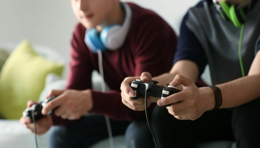 Verdens helseorganisasjon definerte i fjor <i>gaming disorder</i> som en sykdom. Forutsetning for diagnosen er at spilleren mister kontroll og prioriterer spillingen framfor andre ting over tid. (Foto: Shutterstock)