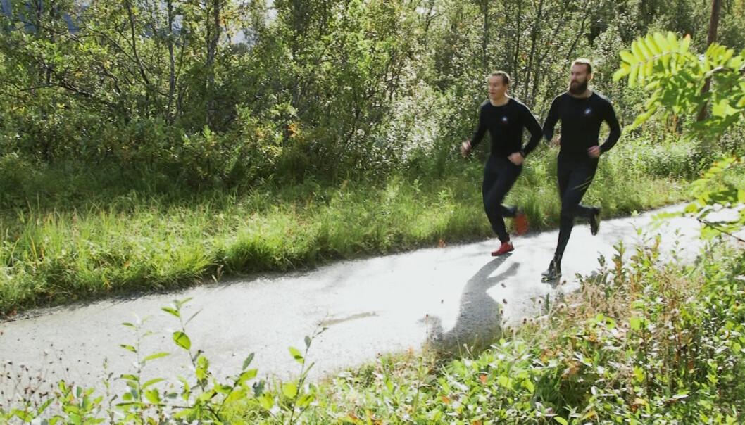 Kanskje liker du intervalltrening like godt som den vanlige joggeturen du pleier å ta? (Foto: Jonathan Ottesen)