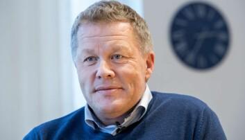 Petter Brelin fra NFA mener det er viktig å være føre var med bruken av opioider i Norge. (Foto: Helge Mikalsen / VG)