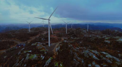 Blåser i regionale planer for vindkraft