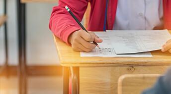 Språket i oppgaven kan avgjøre om du forstår matteprøven