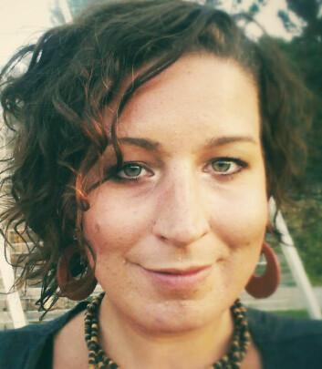 Kristine Ask er aktiv gamer selv, og har forsket på dataspill i ti år. (Foto: Privat)