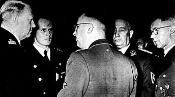 Quisling kan ha kjent til jødeutryddelsen, ifølge nyoppdagede dokumenter