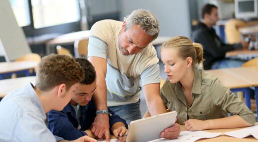 Hvordan lykkes med tilbakemelding til studenter?