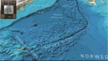 Estimater viser at det ligger mineraler med en verdi på 1000 milliarder i den norske sonen av den midt-Atlantiske ryggen. (Foto: (Illustrasjon: NTNU))