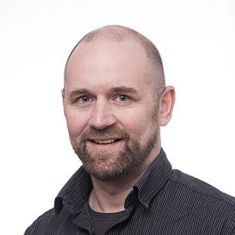 Frank Eirik Abrahamsen er seksjonsleder ved NIH. (Foto: Norges idrettshøgskole)
