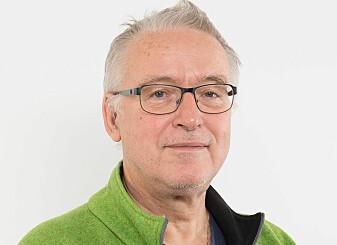 Johannes Deelsta er forsker ved NIBIO. (Foto: Erling Fløistad)