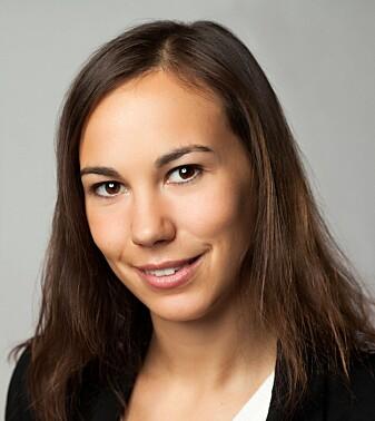 Mikrobiolog Maja Sidstedt har funnet metoder for å sikre analyser av forurenset biologisk materiale på åsteder. (Foto: Lund Universitet)