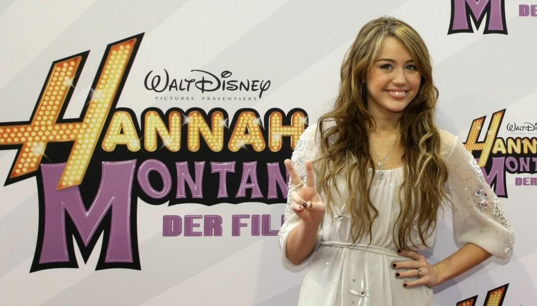 I Disney-universet er det klare regler for hvordan gutter og jenter bør oppføre seg. I Hannah Montana kommuniserer de for eksempel hva som er maskulint og hva som er feminint. (Foto: Scanpix/Reuters, Michaela Rehle)