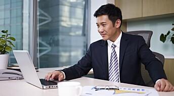 Hvordan få en kineser til å jobbe i team?