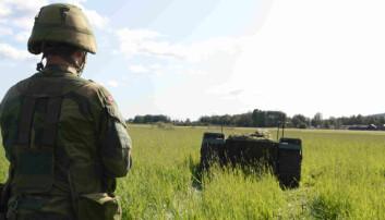 – Autonomi vil gjøre Forsvaret bedre