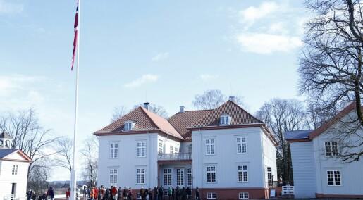 - Noreg meir uavhengig i 1814 enn i dag