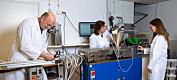 Matforskningsfabrikk blir oppgradert