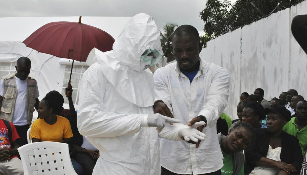 Ebola-utbruddet i Vest-Afrika er det største og hardeste i sitt slag, ifølge Verdens helseorganisasjon.  (Foto: Scanpix/Reuters)