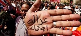Tøft for fagforeninger i Egypt