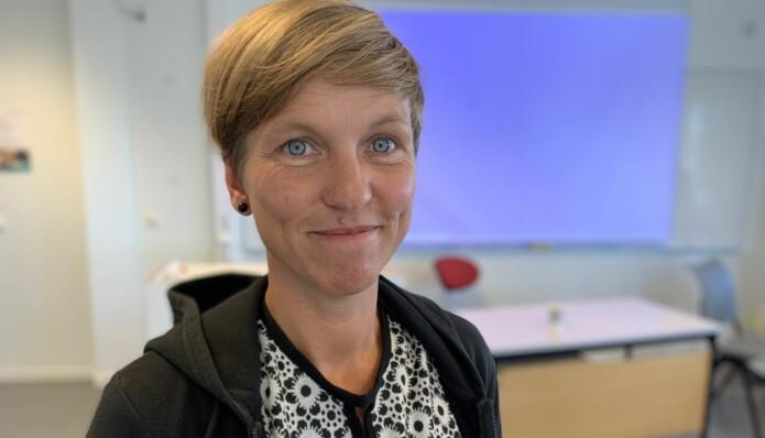 Hanna Marie Ihlebæk ble overrasket over at sykepleierne hun observerte på feltarbeid kunne lukte infeksjoner. For sykepleierne var det en selvfølge. (Foto: Ida Irene Bergstrøm)