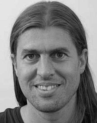 Forsker Anders Aak ved Folkehelseinstituttet er ekspert på bekjempelse av skadedyr. (Foto: FHI)