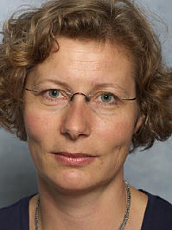 Helle Knutsen ved Folkehelseinstituttet har liten tro på at svetting kan fjerne miljøgift fra kroppen. (Arkivfoto: Folkehelseinstituttet)