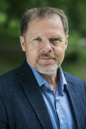 Ivar Lødemel.  (Foto: HiOA)