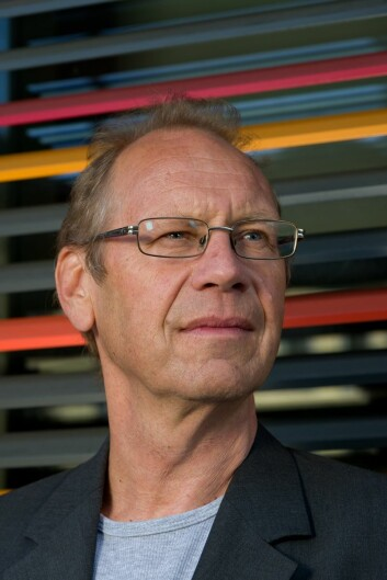 Espen Dahl. (Foto: HiOA)