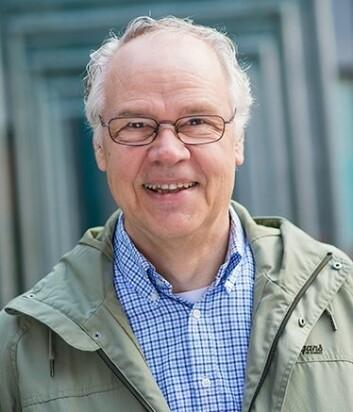 Robert Wallace Vaagan. (Foto: Sonja Balci)