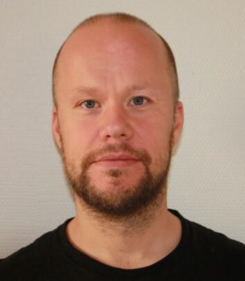 """Det er liten sammenheng mellom hvor mye du forsker og hvor god du er til å undervise, mener André Vågan. Han er en av forfatterne av boka """"Forskningsbasert utdanning?"""" (Foto: Privat)"""
