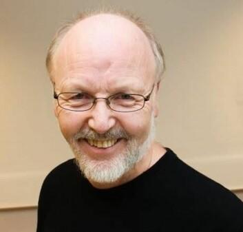 Professor Eirik Vatne ved Norges Handelshøyskole.  (Foto: Eivind Senneset)