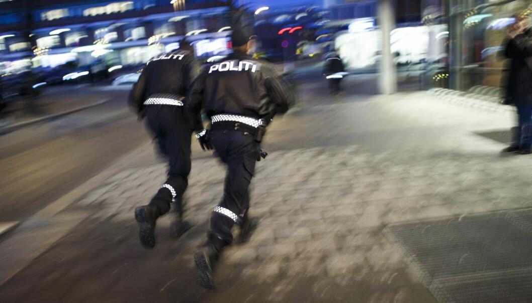 Andelen voldsanmeldelser varierer en god del mellom kommunene og fylkene. (Foto: Heiko Junge, NTB scanpix.)