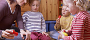 Slik har barnehagereformen påvirket foreldre og barn