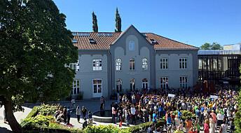 Nokuts sakkyndige komité vurderer søknad om å bli universitet i Innlandet