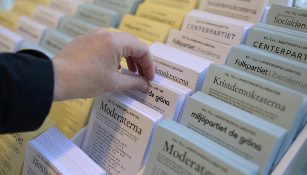 Gener påvirker politisk engasjement