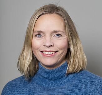– Hvert land har behov for anerkjennelse for den forskningen som gjøres i det spesifikke landet, sier Camilla Øverlien. (Foto: Ingar Sørensen)