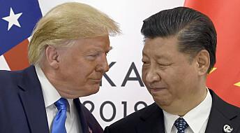 Hvor mye jukser egentlig Kina i verdenshandelen?