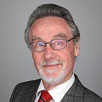 Den tyske professoren Rolf J. Langhammer er ekspert på internasjonal økonomi. (Foto: Kiel-instituttet for verdensøkonomi)