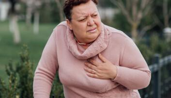 Urovekkende mange kvinner hadde skader i hjertet uten å vite det